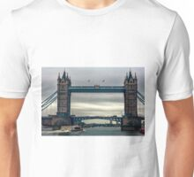 London Bridge and City Cruises Unisex T-Shirt