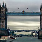 London Bridge and City Cruises by photograham
