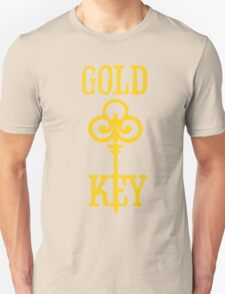 Gold Key Comics Retro Logo Unisex T-Shirt