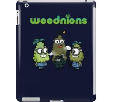 Stoned Weednions iPad Case/Skin