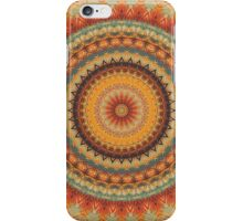 Mandala 74 iPhone Case/Skin