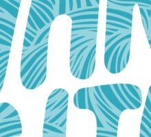 Van City Design Sticker