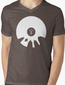 Berserk God Hand Griffith Void Slan anime Mens V-Neck T-Shirt