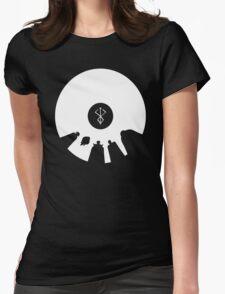 Berserk God Hand Griffith Void Slan anime Womens Fitted T-Shirt