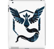 Team Mystic City Lights iPad Case/Skin
