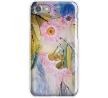 Pink are my Gum Blossoms iPhone Case/Skin