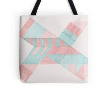 // X Tote Bag