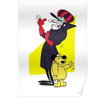 Dastardly and Muttley Happy as Always Poster
