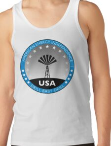 American Energy Independence Tank Top