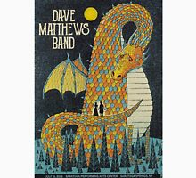 DAVE MATTHEWS BAND Saratoga Performing Arts Center, Saratoga Springs, NEW YORK Unisex T-Shirt
