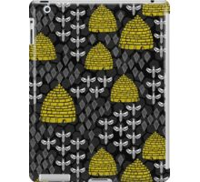 Bees and Hives by Andrea Lauren iPad Case/Skin