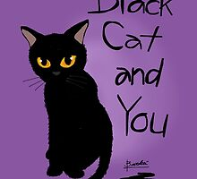 Black cat and you by BATKEI