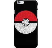 Electric Pokeball iPhone Case/Skin