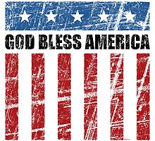 God Bless America by morningdance