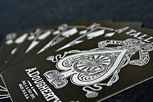 Royal Flush in Silver by SammyKroc