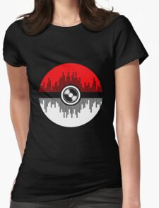 Poke and Sound V.2 Womens Fitted T-Shirt