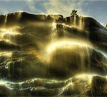 Wentworth Falls by Kevin McGennan