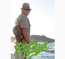 MIC04 Jimmy Buffett and the Coral Reefer Band TOUR 2016 Unisex T-Shirt