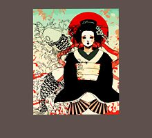Geisha antique japan Unisex T-Shirt