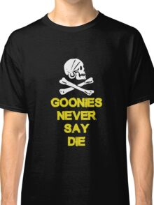 Goonies distressed Classic T-Shirt