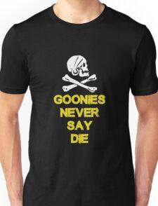 Goonies distressed Unisex T-Shirt