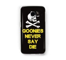 Goonies distressed Samsung Galaxy Case/Skin