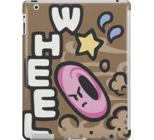 Kirby Wheel iPad Case/Skin