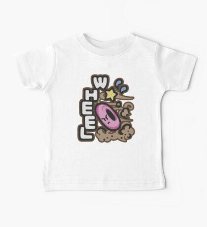 Kirby Wheel Baby Tee