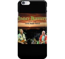 MIC03 Jimmy Buffett and the Coral Reefer Band TOUR 2016 iPhone Case/Skin