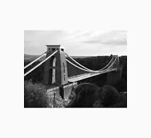 Clifton Suspension Bridge, Bristol Unisex T-Shirt