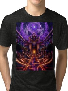 """""""The Key is within"""" Tri-blend T-Shirt"""