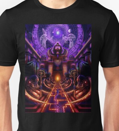 """""""The Key is within"""" Unisex T-Shirt"""