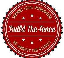 Build The Fence by morningdance