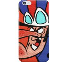 "Dastardly ""I will catch you"" iPhone Case/Skin"