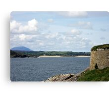 View from Dunree Fort Canvas Print