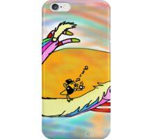 rainbow horse iPhone Case/Skin