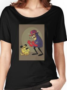 Dastardly and Muttley Make Peace not War Women's Relaxed Fit T-Shirt