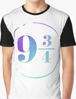 Harry Potter 9 3/4 Graphic T-Shirt
