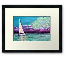 Enchanted Voyage Framed Print