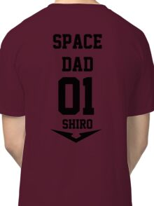 Voltron - Space Dad Classic T-Shirt