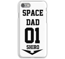 Voltron - Space Dad iPhone Case/Skin