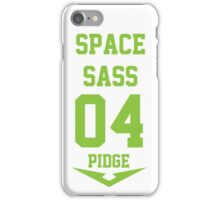 Voltron - Space Sass  iPhone Case/Skin