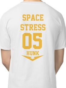 Voltron - Space Stress Classic T-Shirt