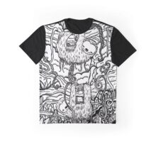 Sloth Graphic T-Shirt