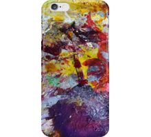 Abstract Earth Map  iPhone Case/Skin