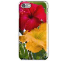 Beauty and food iPhone Case/Skin
