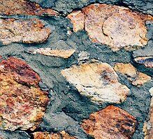 A Stone Wall  by Scott Mitchell