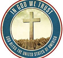 In God We Trust by morningdance