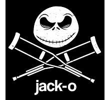 jack-o Photographic Print