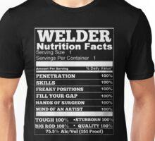 Welder nutrition Unisex T-Shirt